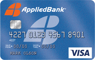 Applied Bank Unsecured Classic Visa Card